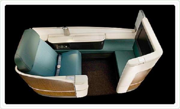 Innovación a bordo de las mejores aerolíneas