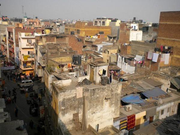 Ruta turística por la zona más pobre de la capital india