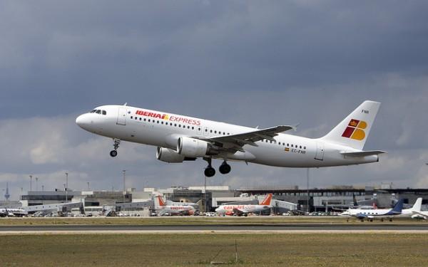 Felicitaciones para Iberia Express
