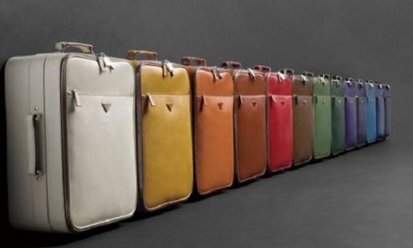 El equipaje forma parte de la imagen propia para muchos