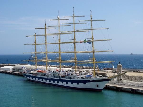 Una forma ideal de recorrer el mediterraneo