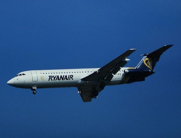 Aerolinea Ryanair