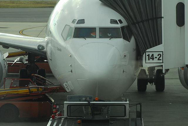 Incidentes en aviones