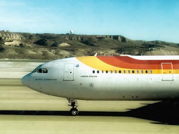 Iberia despide a 4.500 personas