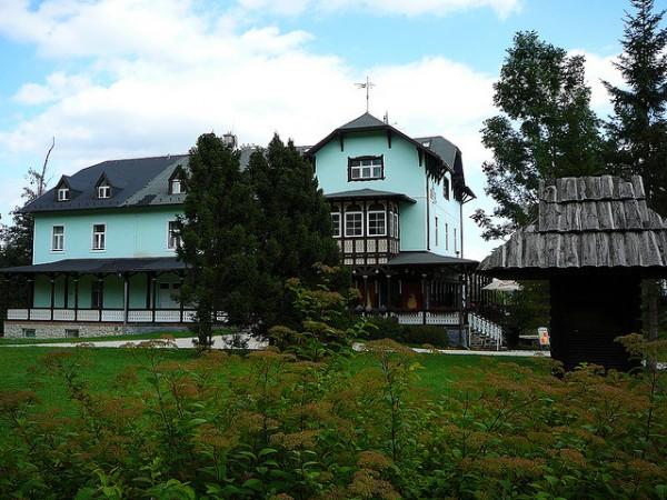 Paisaje de Eslovsquia