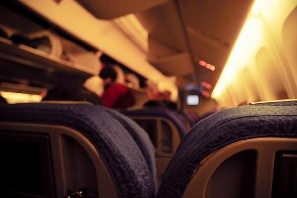 Mejores asientos en un vuelo