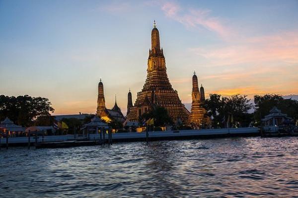 Bangkok viaje para 2013