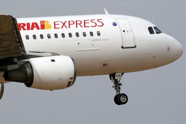 Billetes desde 39 euros en Iberia Express