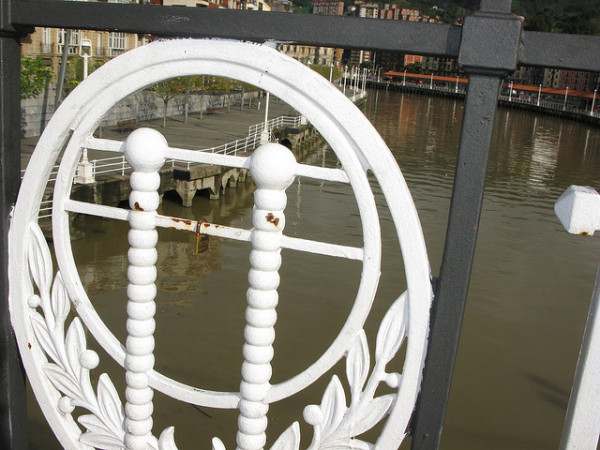 Imagen del Puente Milvio en Roma