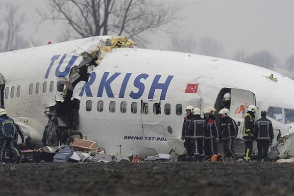 Ranking de seguridad aérea