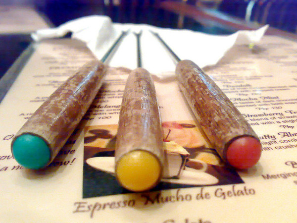 Palos de fondue
