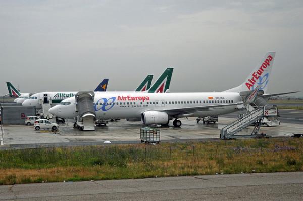 Aviones Air Europa