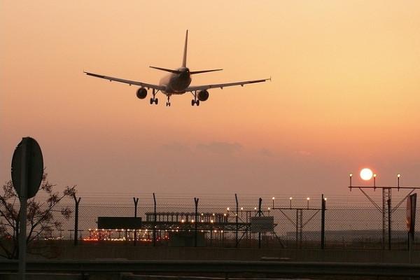 Imagen de un avion