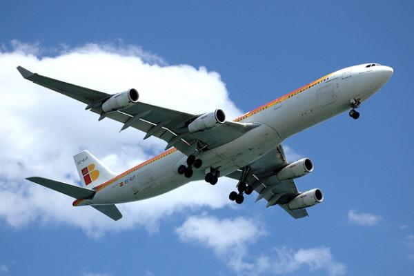 Imagen de avión Iberia