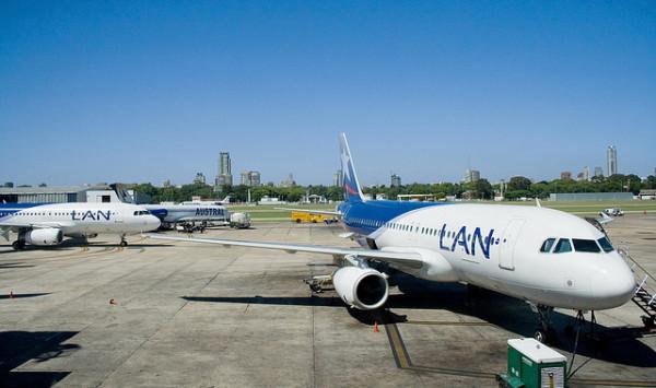 Aviones Lan