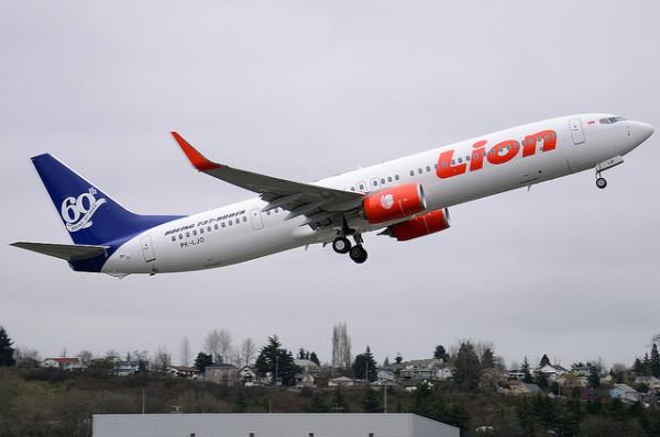 Imagen de avion de Air Lion