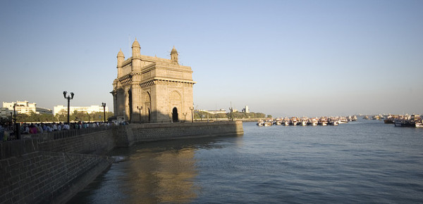Puerto de Bombay