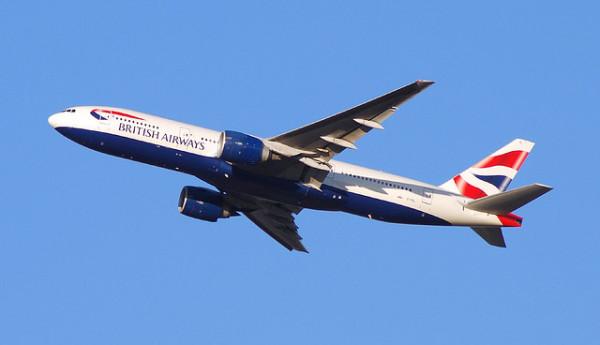 Boeing de British Airways