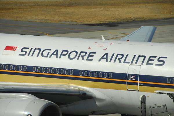 Imagen de un avion de la aerolinea