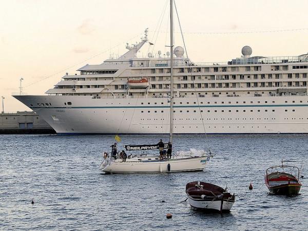 Cruceros en mar europeo
