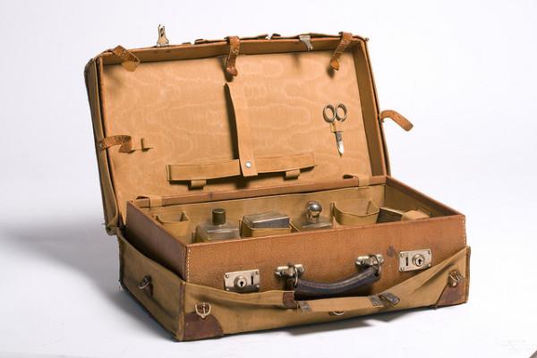Preparar una maleta