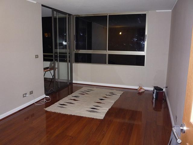 Apartamento vacío