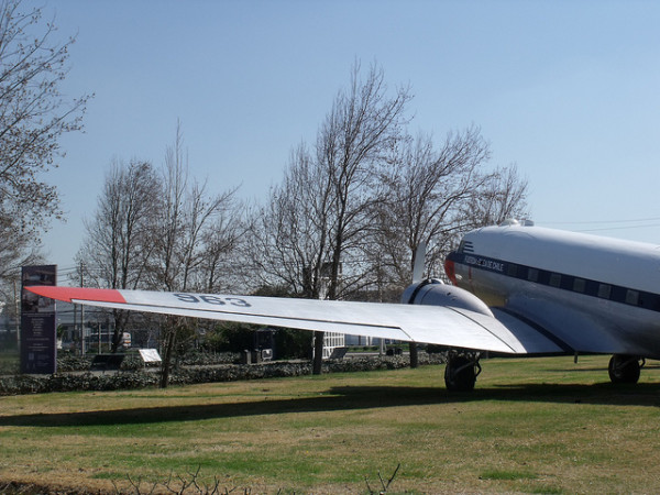 Avion americano