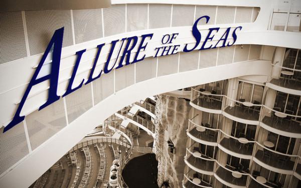 Crucero Allure of the sea
