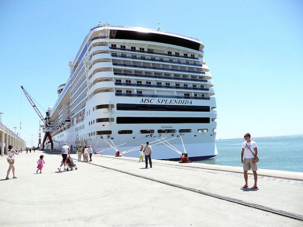 Imagen de crucero