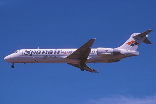 Avion Spanair