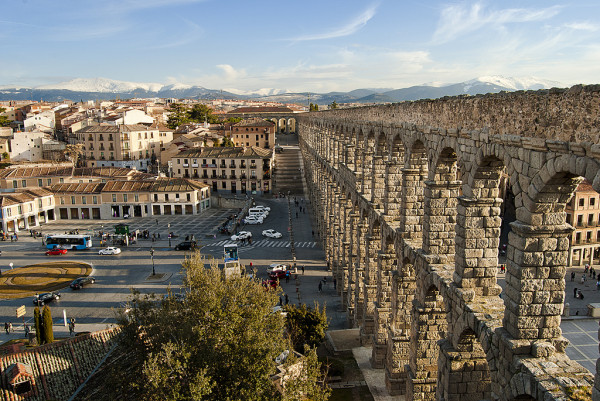 Interesantes jornadas en Segovia